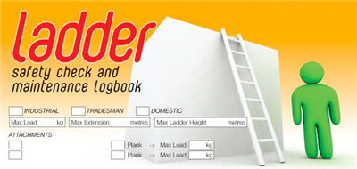 Ladder Safety Check & Maintenance Logbook