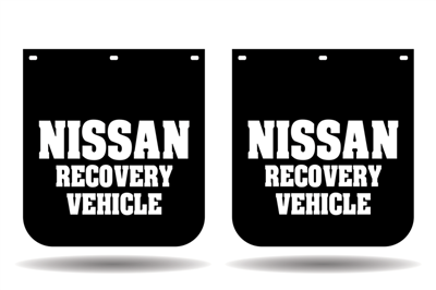 Nissan Recovery Vehicle
