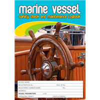 Marine Vessel Safety & Maintenance Logbook
