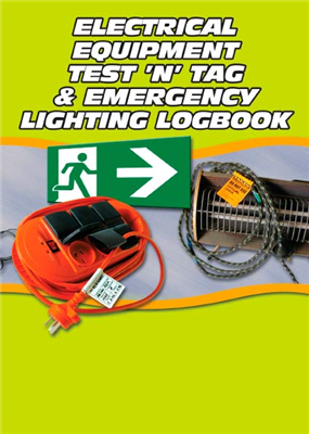 Electrical Test n Tag Logbook