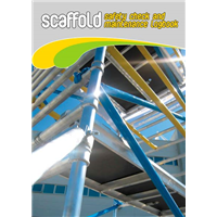 Scaffold Safety & Maintenance Logbook