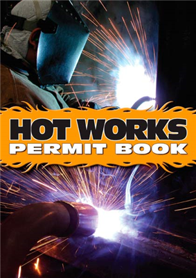 Hot Works Permit Logbook