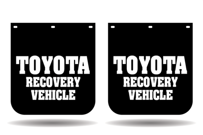 Toyota Recovery Vehicle