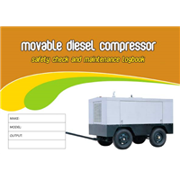 Movable Diesel Compressor Logbook