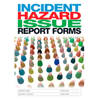 Incident Hazard issue Report Forms