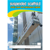 Suspended Scaffold Safety & Maintenance Logbook
