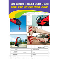 Self Loading & Mobile Crane Truck Logbook