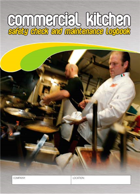 Commercial Kitchen Logbook