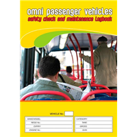 Omni Passenger Vehicles Safety & Maintenance Logbook