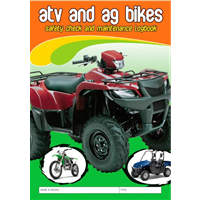 ATV & AG Bike Logbook