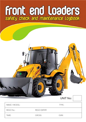 Front End Loader Logbook