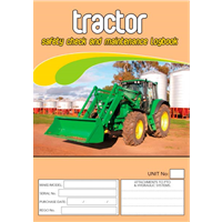 Tractor Safety & Maintenance Logbook