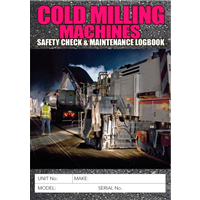 Cold Milling Logbook