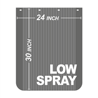 24 Inch x 30 Inch Low Spray