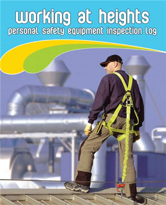 Working at Heights Safety Equipment Logbook