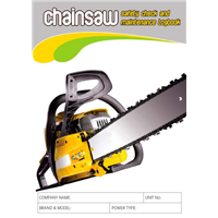 Chainsaw Logbook